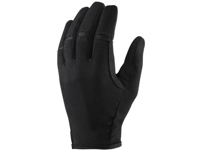 Mavic Essential LF Shell Rękawiczki Mężczyźni, czarny